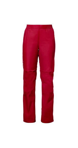 VAUDE Drop II Pant Women indian red